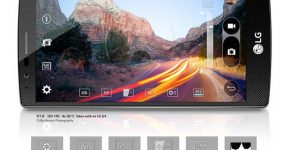 quickly access camera app on lg g4